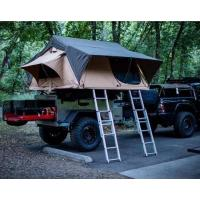 China Oxford Automatic Roof Top Tent , Cascadia Pop Up Tent For Roof Rack wholesale