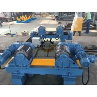 China 40 Ton Motorized Movable Tank Turning Rolls Rotate Pipe Tank Vessel Boiler wholesale
