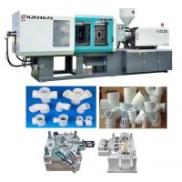 Buy cheap Horizontal High Precision 240 Ton Servo Injection Molding Machine Low Noise from wholesalers