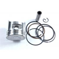 China Aluminum Motorcycle Engine Parts Piston And Rings Kit CD100 High Performance wholesale