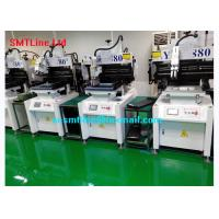 China Semi Auto Pcb Printing Solder Paste Screen Printer PCB Size 300 * 400MM wholesale
