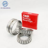 China 30316 Taper Roller Bearing With Steel Retainer Divided Into Single Row , Double Row wholesale