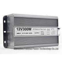 Waterproof DC24V 300W 12.5A LED Strip Light Power Supply IP67 for Outdoor Lighting Project