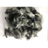 China 1.2d X 38mm PSF Polyester Staple Fiber Melange Fibre Grade AAA Half Black + Half White wholesale