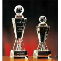 China 2014 newest crystal trophy award for award gifts wholesale