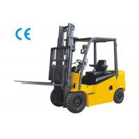 Buy cheap 1.5 Ton Small Electric Forklift , 4 Wheel Drive Forklift CE Certification from wholesalers