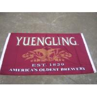 Marketing Promotional Flags Advertising Banner Flags Angled Straight B1 Fire Proof