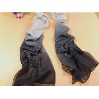 Quality fashion Ladies' Natural Silk Scarves For Dyeing for sale