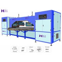 China 27.12MHZ Air Pocket High Frequency PVC Welding Machine 25KW 35KVA Input Power wholesale