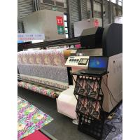 Buy cheap SAER Digital Textile Printing Machine Signs Two / Four Kyocera Heads Banner Plotter from wholesalers