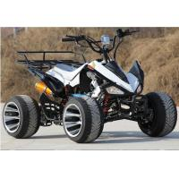 China Chain Drive Transmission System Off Road Four Wheelers Cool Sports 125CC Atv wholesale