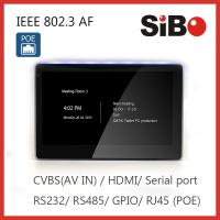China Enhanced PoE Tablet PC with Controllable RGB LED Strip wholesale