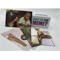 Small Size What Do You Meme Card Game For Social Media Generation 846g