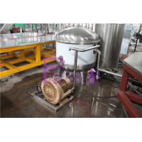 China 46 Filling Nozzles Semi Automatic Liquid Filling Machine With Vacuum Pump wholesale