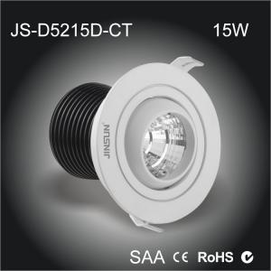 China Citizen CLL030 chip led cob eyeball downlight 15W Jinsun lighting wholesale
