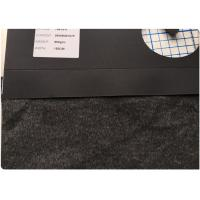 26 W Grey Stretch Wool Fabric 9% Nylon  57 Polyester 650 G Per Meter For Socks / Hats