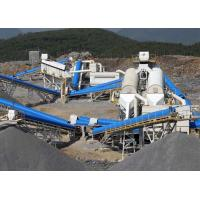 China Aggregate Stone Crushing Line Sand Production Line For Highway / Building wholesale