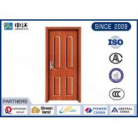 Buy cheap Custom Made Internal Fire Resistant Doors / Hospital Solid Wood Internal Fire from wholesalers