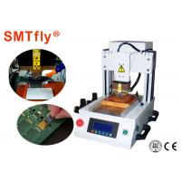 China 110*150mm PCB Soldering Machine For FPC 0.5-0.7MPA Air Pressure SMTfly-PP1S on sale