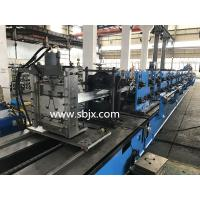 China High Speed Hat Roll Forming Machine / Roll Forming Equipment For Solar Stands wholesale