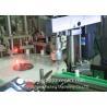 China 220V / 50HZ E Liquid Linear Filling Machine Self Adhesive Sticker Labeling Machine wholesale