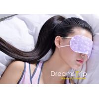 China Moisturizing Unscented Self Heating Steam Eye Mask vapour Medical grade wholesale