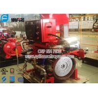 Buy cheap FM Approval Europ Holland Original DeMaas Brand Fire Pump Diesel Engine Used In The firefighting from wholesalers