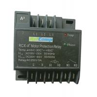 China Refcomp RCX-A2 Motor Protection Relay / Compressor Motor Protector wholesale