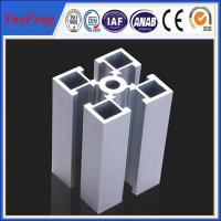 China Industrial T Slot Aluminum Profile For Modular Automation on sale