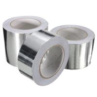 China Aluminum Foil Electrically Conductive Tape Paper With Fireproof & Waterproof Used For Air Conditioner wholesale