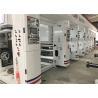 China BOPP PET PVC Rotogravure Printing Press 10 Colors 180 M/Min Mechanical Speed wholesale