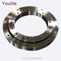 China Wind Turbine Non-geared Double Row Ball Slewing Bearing Turntale Hydraulic Slew Drive Worm Gear Slewing Ring Bearing wholesale