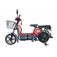 China Max Loading 150 Kg Adult Electric Bike ,  Electric Hybrid Bicycle With Battery Power wholesale