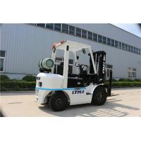 Buy cheap Nissan Engine 1.5 Ton LPG Forklift Truck Material Handling Equipment For Factories from wholesalers