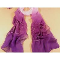 China 2011 latest fashion Silk Scarves For Dyeing wholesale