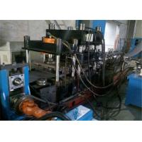 China 75mm Roller Axis Highway Guardrail Roll Forming Machine Three Waves Auto Control wholesale