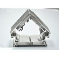 China 6463 T5 Long Standard Industrial Aluminium Profile For Building Wear Resistance wholesale