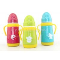 China Wide Mouth Thermos Baby Feeding Bottle In Stainless Steel 240ml BPA FREE wholesale