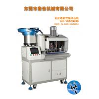 China 0.5 - 0.8MPa Terminal Wire Crimping Machine , Two End Wire Processing Machine wholesale