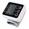 China Digital pulse wrist Blood Pressure Monitors meters tonometer pulsometro sphygmomanometer wholesale