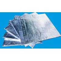 China 450J Fireproof Insulation Material / White Heat Resistant Aerogel Film wholesale