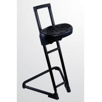 Buy cheap Novel Structure Simple Cold Rolled Steel ESD Cleanroom Standing Chairs from wholesalers