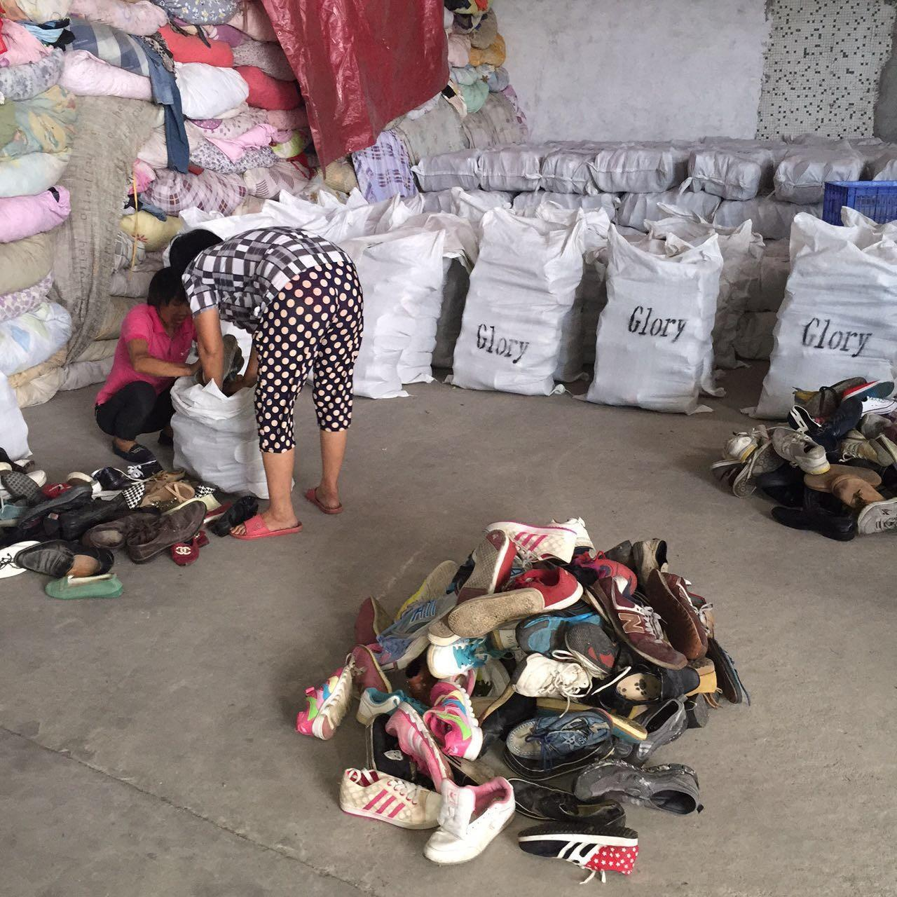 China Smmer Used Sport Shoes Wholesale Africa , Children  Secondhand Shoes wholesale