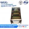 China Professional Production Belt Rolls Type Magnetic Separator Machine wholesale