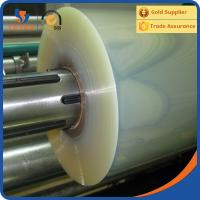 China Transparent PET Film Rolls PET Plastic for Vacuum Forming on sale