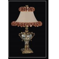 Decorative meeting room 110volt luxurious table lamps with for 6 volt table lamp