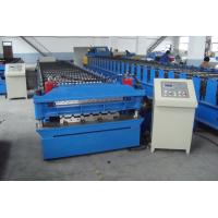 Buy cheap 18 Froming Station Double Deck Steel Roll Former Machine f from wholesalers