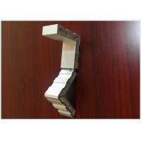 China Champagne Industrial Aluminum Extrusion Profile Smooth Surface For Assembly Lines wholesale
