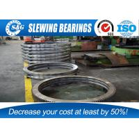 China Wind Turbines Pitch  Slewing Ring Bearings Raceway Diamete From 100 To 10000mm wholesale