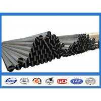 Buy cheap ASTM A36 500KGF Design Load 30FT 11.9M Electric Power Pole for Philippines from wholesalers